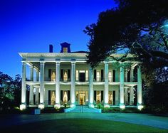 One of many plantation homes I've been to.