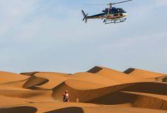 29 Filthy Photos Of The Paris-Dakar Rally