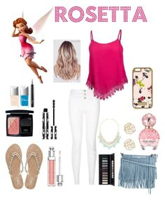"""""""Summer Style : Rosetta"""" by dawndreader ❤ liked on Polyvore featuring New Look, Rebecca Minkoff, M&Co, Marc Jacobs, ArtDeco, Givenchy, Christian Dior, Charlotte Russe and River Island"""
