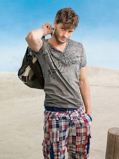 Jamie Dornan for DESIGUAL S/S: 2011 http://everythingjamiedornan.com/gallery/thumbnails.php?album=245 http://www.facebook.com/everythingjamiedornan