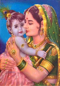 A mothers love – Krishna and Yashoda Baby Krishna, Krishna Leela, Krishna Love, Yashoda Krishna, Krishna Radha, Lord Krishna Wallpapers, Radha Krishna Wallpaper, Radha Krishna Pictures, Krishna Images