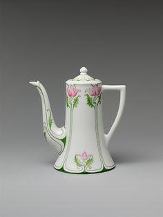 Coffee Pot  Lenox, 1906  The Metropolitan Museum of Art