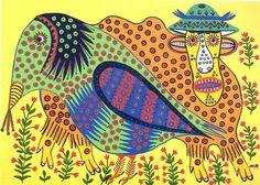 Дикий бик і ворон — це тварини-друзі, 1983