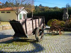 objetosdoutrostempos: Carro de bois