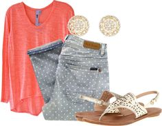 """""""casual date"""" by alatexas on Polyvore"""