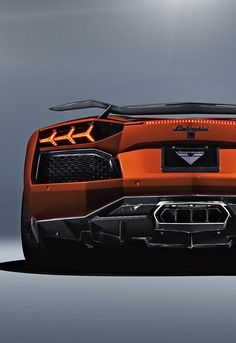 Lamborghini Aventador-V LP-740 Vorsteiner