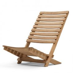 Dania Folding Beach ChairSkagerak ($200-500) - Svpply