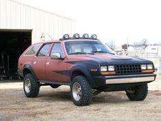 '85 Amc Eagle 4x4 Wagon