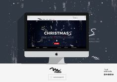 Web Banner Christmas promo per Massport.it