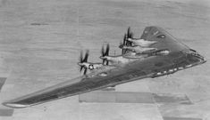Northrop XB-35 42-13603. (U.S. Air Force)