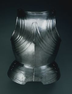 Gothic Breastplate, c. 1485 South Germany or Austria, 15th century steel…
