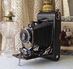 Antique Kodak Autographic Kodak Special NO 3A by CynthiasAttic