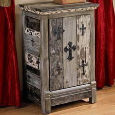 Design Toscano Gothic Sanctuary End Table | Wayfair
