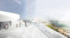 Amager Bakke - Dansk Arkitektur Center  See more @ http://www.dac.dk/da/dac-life/copenhagen-x-galleri/cases/amager-bakke/