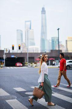 Kristina Bazan - Shanghai 2014