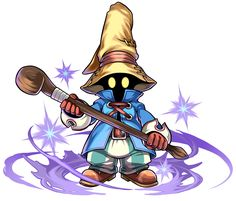 Vivi Ornitier from Puzzle & Dragons