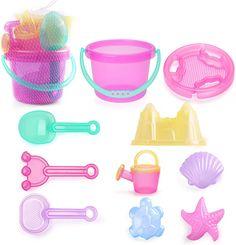 Little Girl Toys, Toys For Girls, Little Girls, Sand Toys, Water Toys, Toddler Toys, Kids Toys, Toddler Beach, Outdoor Toys For Kids