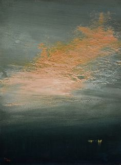"Saatchi Online Artist Maurice Sapiro; Painting, ""Stairway To Heaven"" #art"