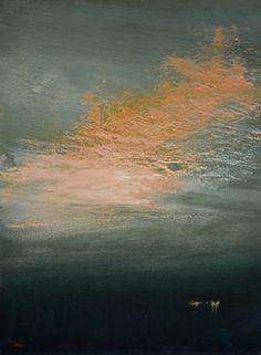 """Saatchi+Art+Artist+Maurice+Sapiro;+Painting,+""""Stairway+To+Heaven""""+#art"""