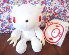 New-GLOOMY-BEAR-Plush-White-5-1inch-13cm-Doll-TAITO-Japan