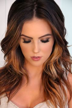 Kissable Complexions: Girly Grunge Makeup