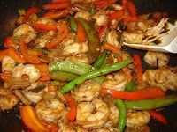 Meal Planning Mommies: Sunday: Shrimp Stir Fry (South Beach Diet Recipe)