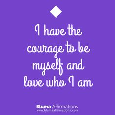 Daily Affirmation, Positive Affirmation