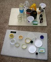 Put a lid on it! Functional matching activity to address visual perception and fine motor skills. Occupational Therapy Activities, Dementia Activities, Senior Activities, Occupational Therapist, Motor Activities, Vocational Activities, Vocational Skills, Eyfs Activities, Physical Therapist