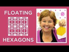 Tutorial-098 Floating Hexagons