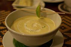 Creamy Advocado Soup