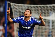 ~ Chelsea FC Frank Lampard goal celebration ~