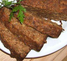 Cottage Cheese Roast (Vegetarian Meatloaf)
