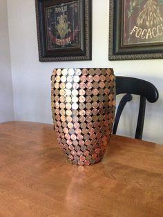 DIY penny jar!