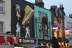 27 Ways To Conquer The Wacky And Wonderful World Of Camden Camden London, Camden Town, Kensington And Chelsea, London 2016, Things To Do In London, London Calling, Wonders Of The World, Britain, United Kingdom