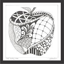 「zentangle tutorial」の画像検索結果