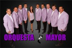 Orquesta Mayor en Machu Picchu Rest,Pineville, NC,  Canta Javier Mendoza...