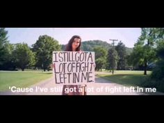 Fight Song - Cover by CIMORELLI with Lyrics - YouTube