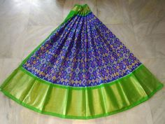 Pochampally Silk lehenges,  Contact Us uppada.om@gmail.com