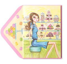 Bella Pilar Girl in Candy Store Price $5.95