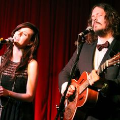 The Civil Wars. Love this picture. Very soulful