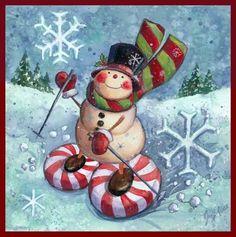 ⛄️* Snowman