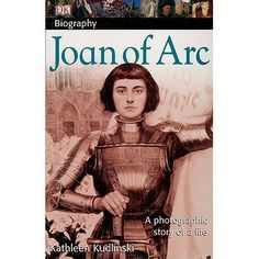 Tells the story of the farmgirl turned Christian martyr, Joan of Arc, who heard voices encouraging her to secure the throne of France for its rightful heir.
