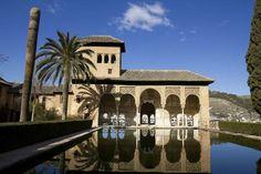 Palacio de las Torres de las Damas, Alhambra