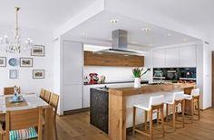 Moderní byt | Zařizujeme: nově, nadčasově a napořád