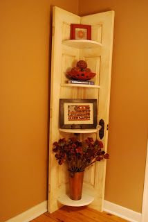 Upcycled Home decor