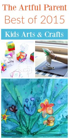 The Best Kids Arts and Crafts Activities