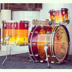 C and C drums