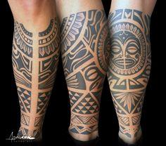 Maori leg1
