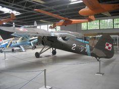 PZL P.11c, The Polish Aviation Museum (Polish: Muzeum Lotnictwa Polskiego w Krakowie) in Kraków