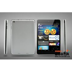 Venstar 7081 Quad Core Android Tablet - 7.85 Inch IPS Screen, A31S 1GHz CPU, 1G RAM, 16GB ROM, Detachable Keyboard